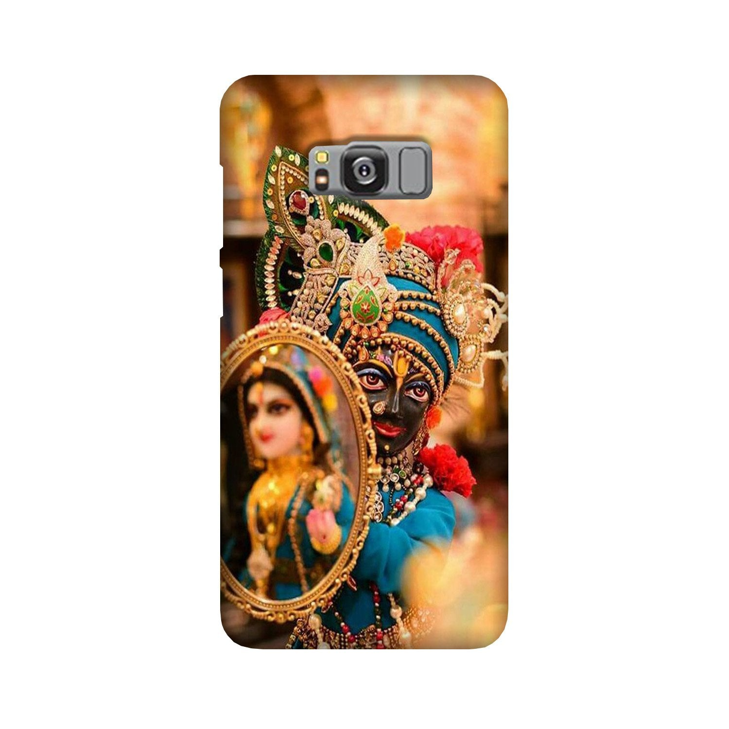 Lord Krishna5 Case for Galaxy S8 Plus
