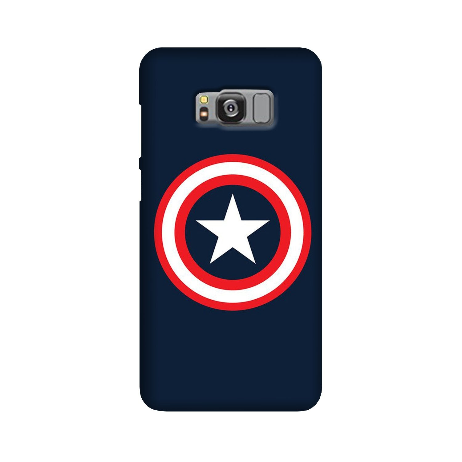 Captain America Case for Galaxy S8