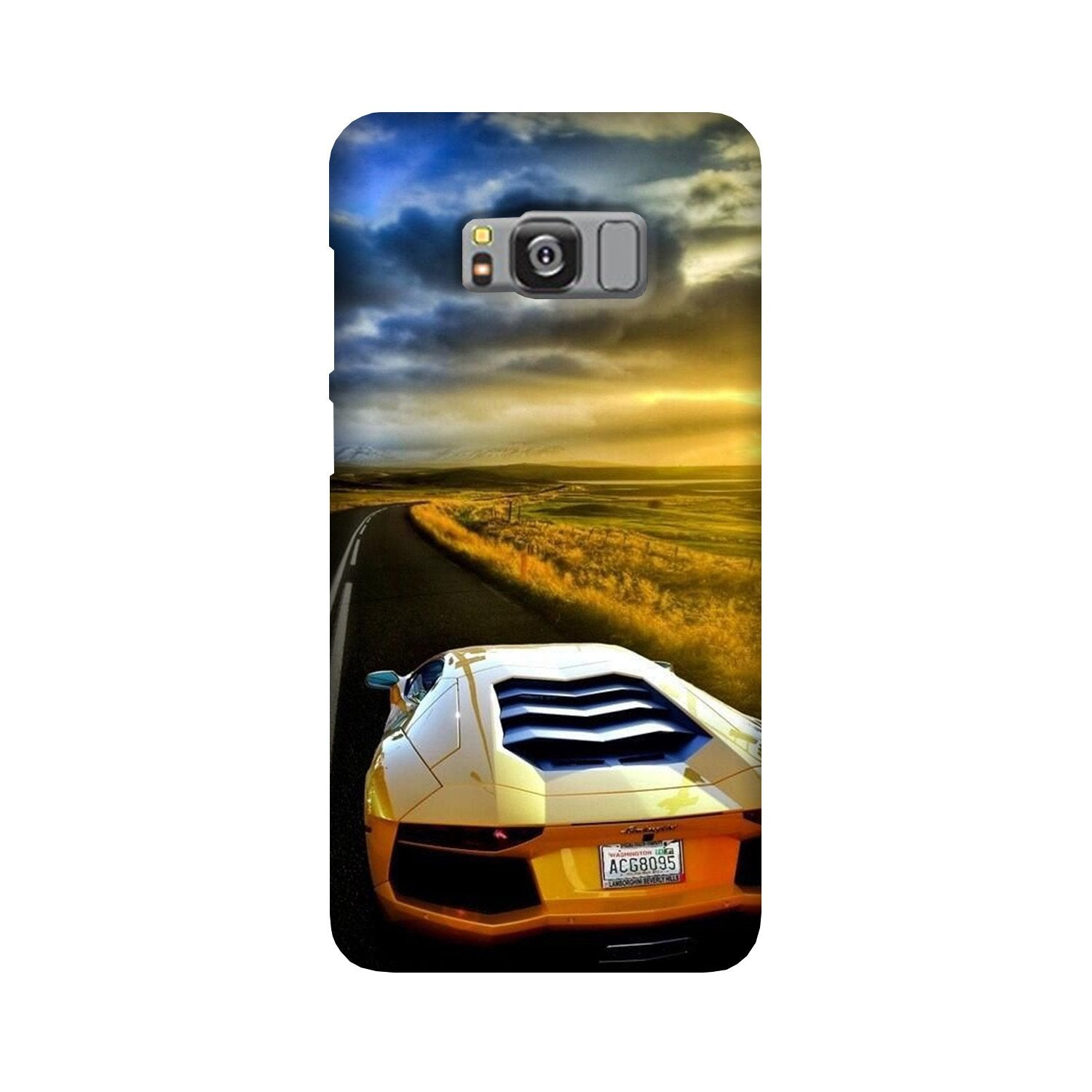 Car lovers Case for Galaxy S8
