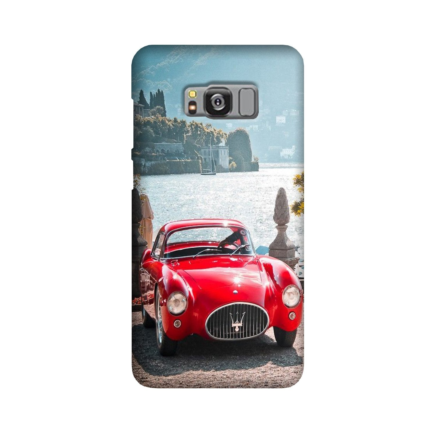 Vintage Car Case for Galaxy S8 Plus