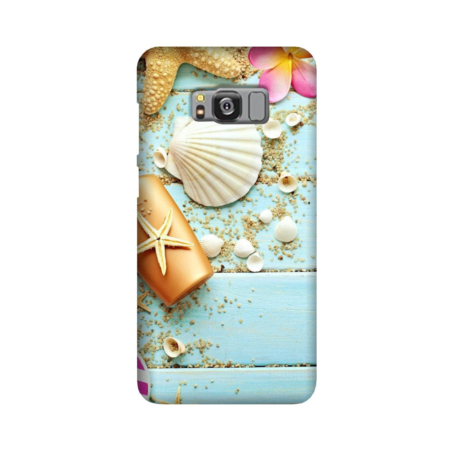 Sea Shells Case for Galaxy S8