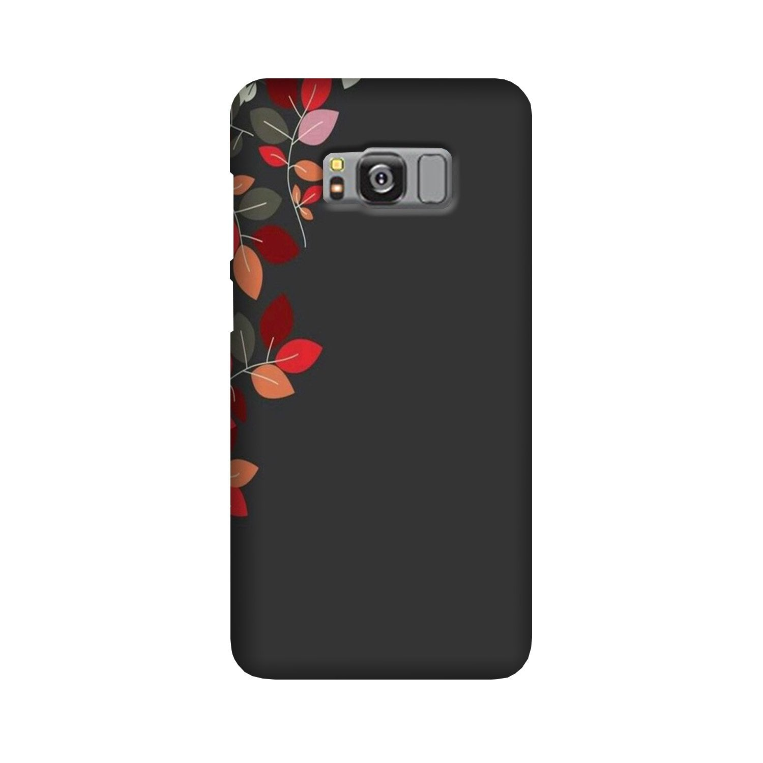 Grey Background Case for Galaxy S8