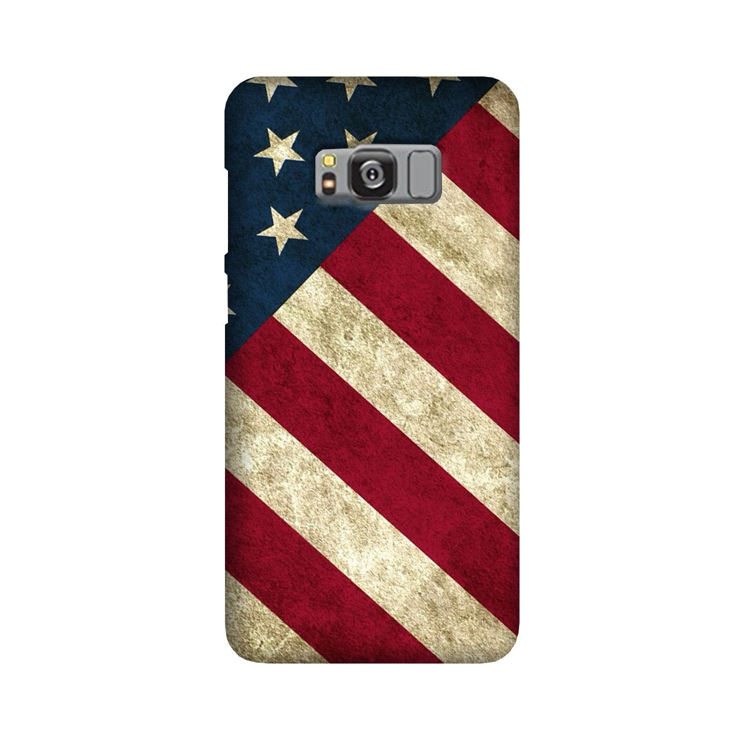 America Case for Galaxy S8 Plus