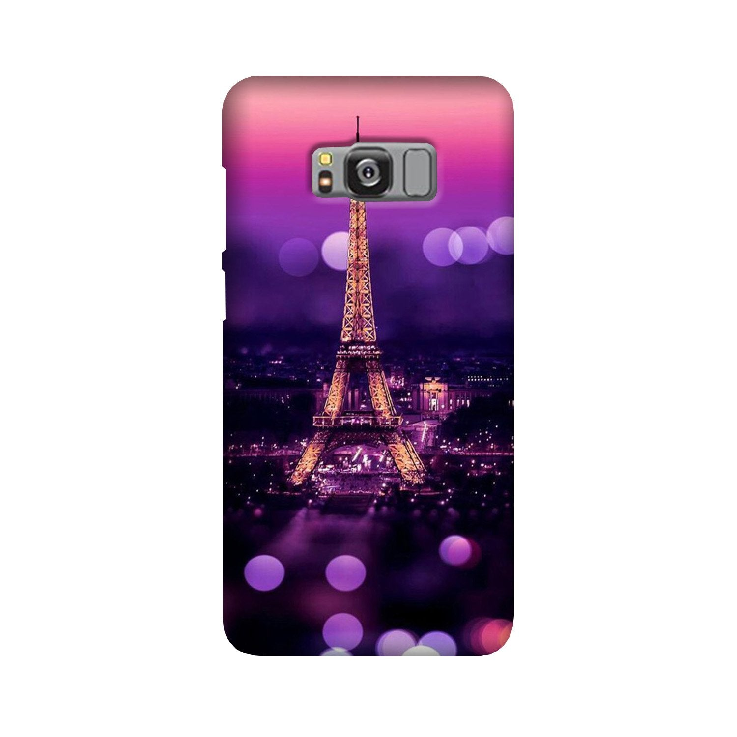 Eiffel Tower Case for Galaxy S8 Plus