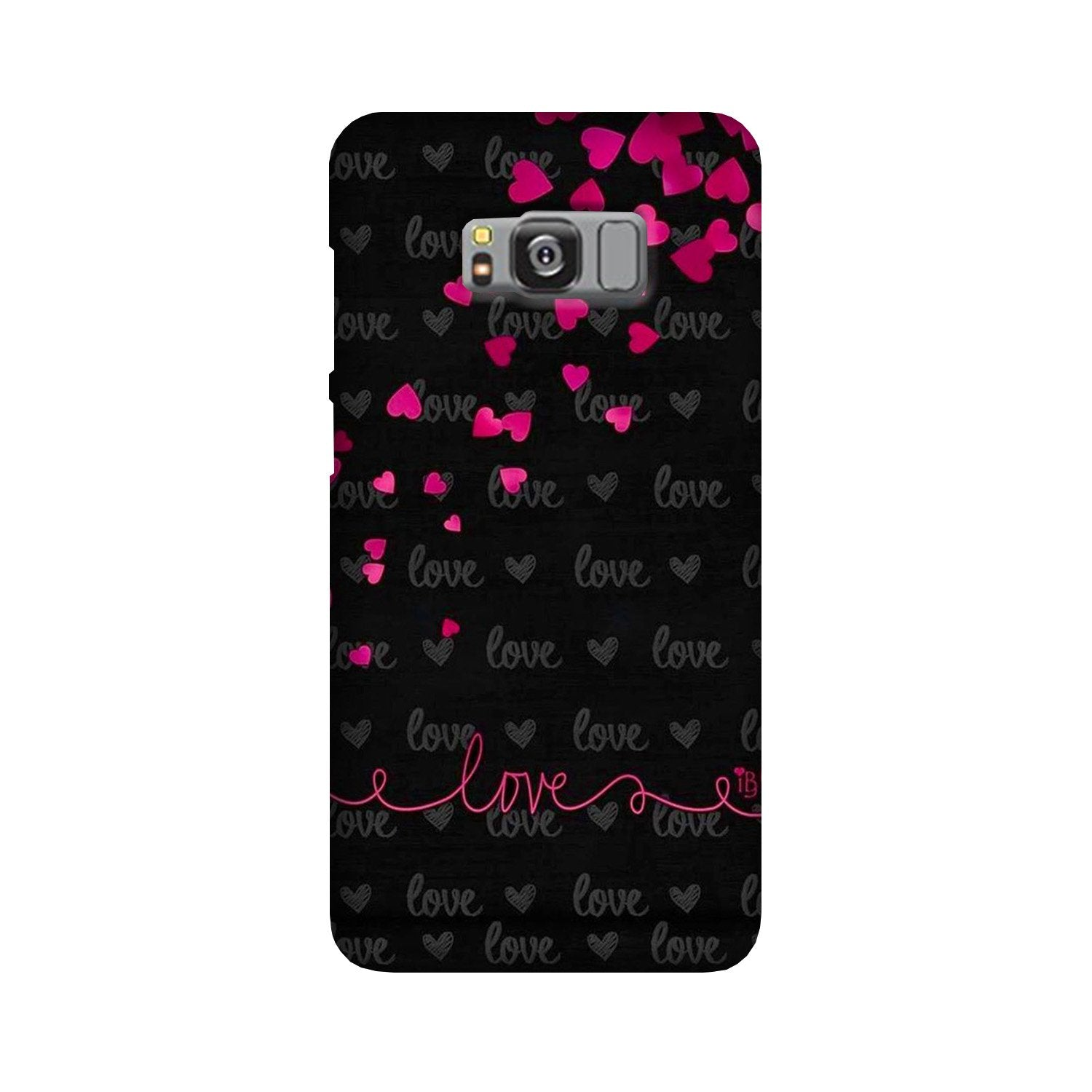 Love in Air Case for Galaxy S8