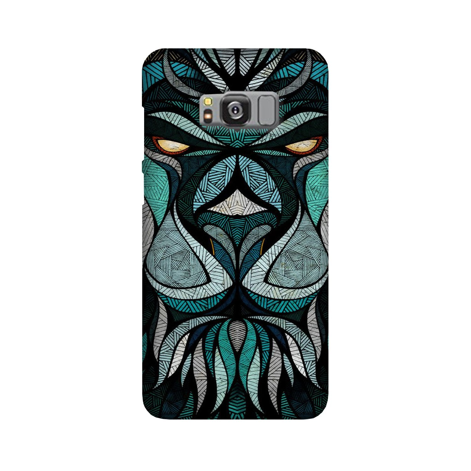 Lion Case for Galaxy S8 Plus