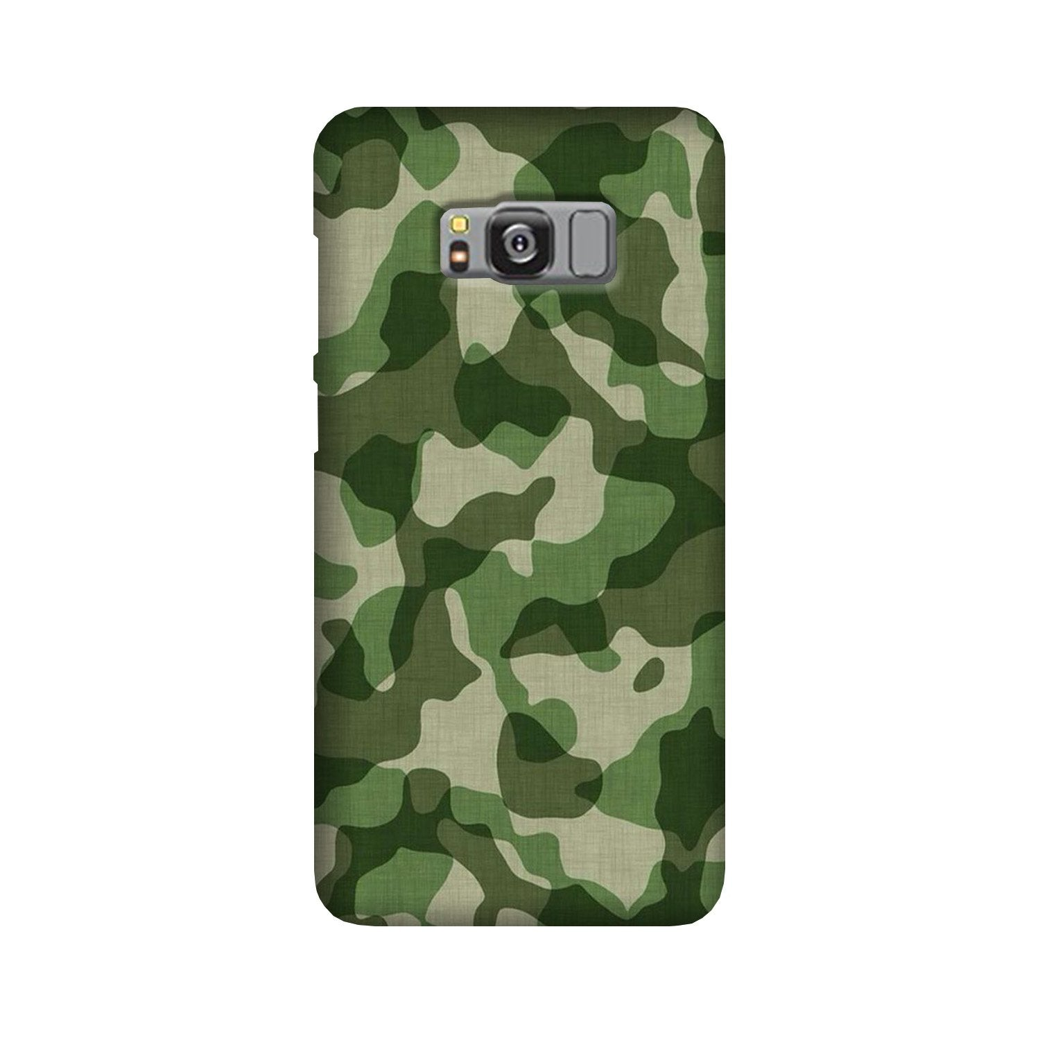 Army Camouflage Case for Galaxy S8 Plus  (Design - 106)