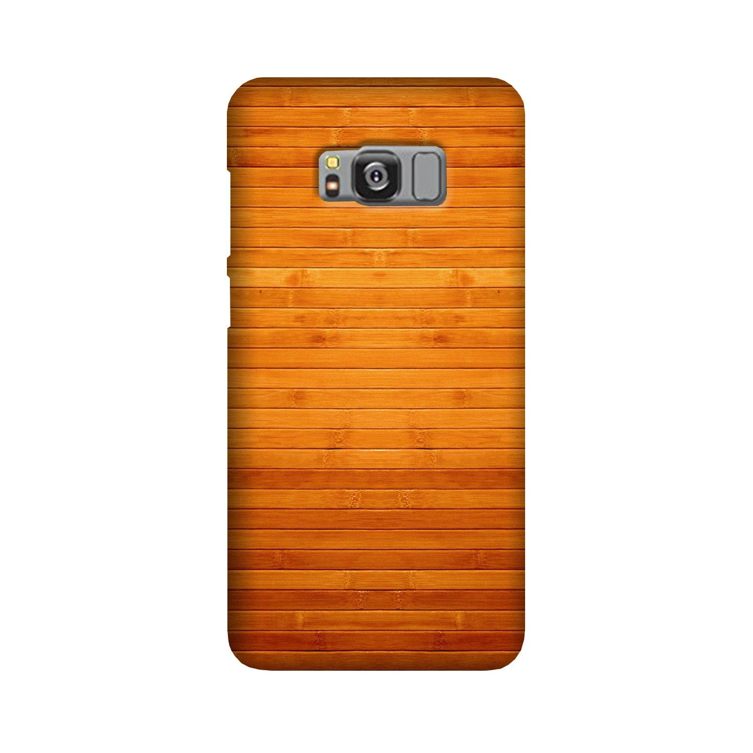 Wooden Look Case for Galaxy S8  (Design - 111)