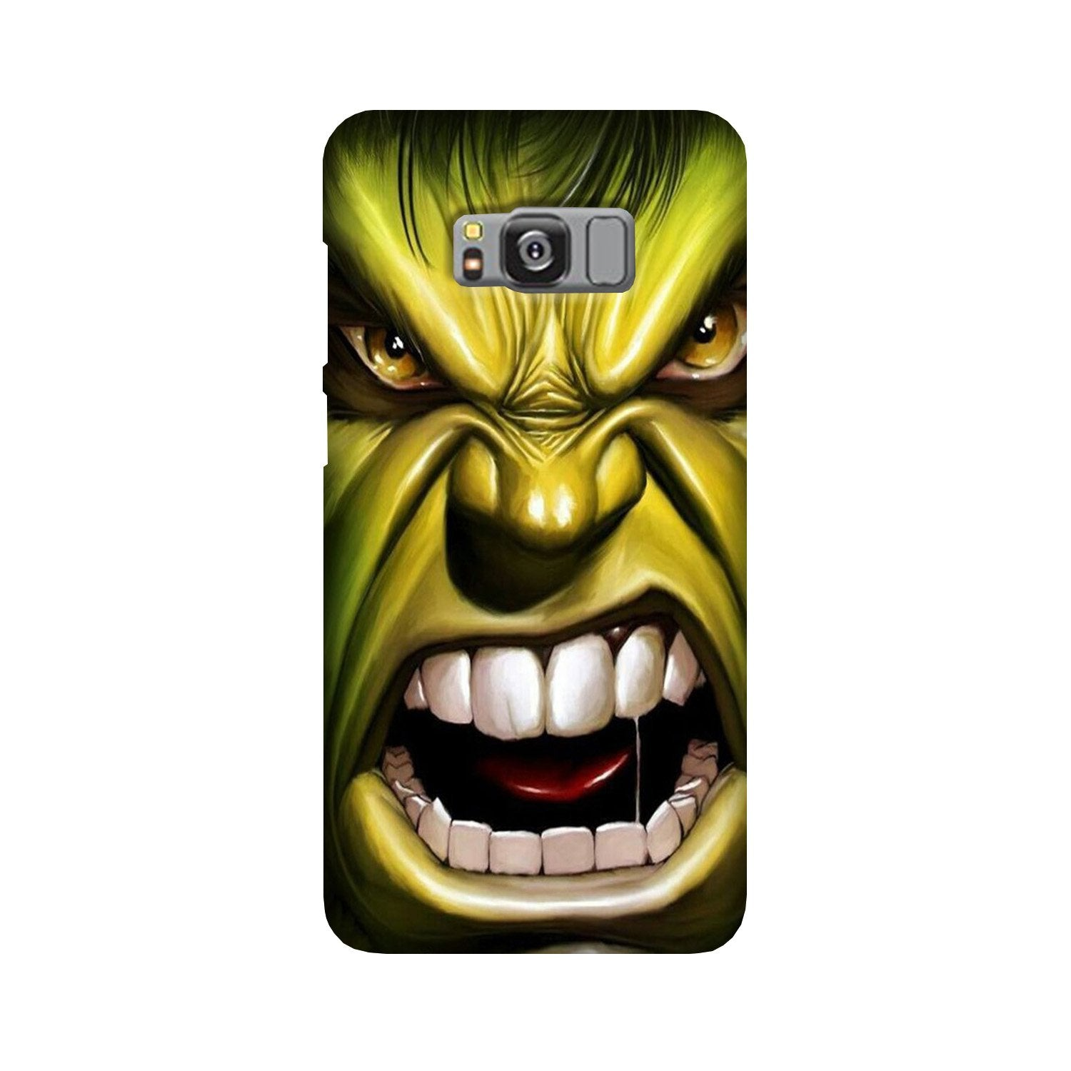 Hulk Superhero Case for Galaxy S8  (Design - 121)