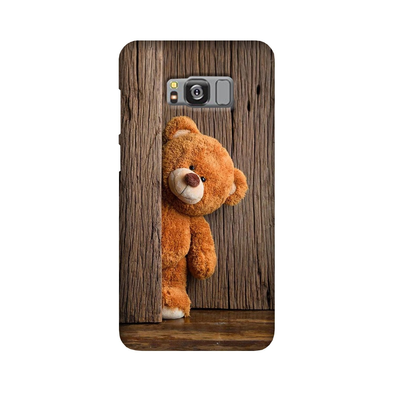 Cute Beer Case for Galaxy S8 Plus  (Design - 129)