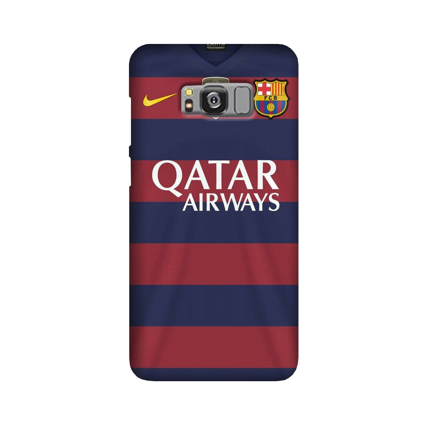 Qatar Airways Case for Galaxy S8 Plus  (Design - 160)