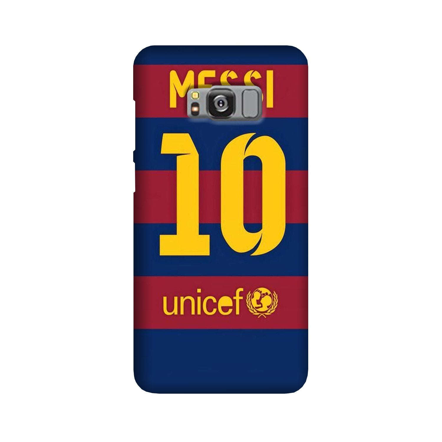 Messi Case for Galaxy S8  (Design - 172)