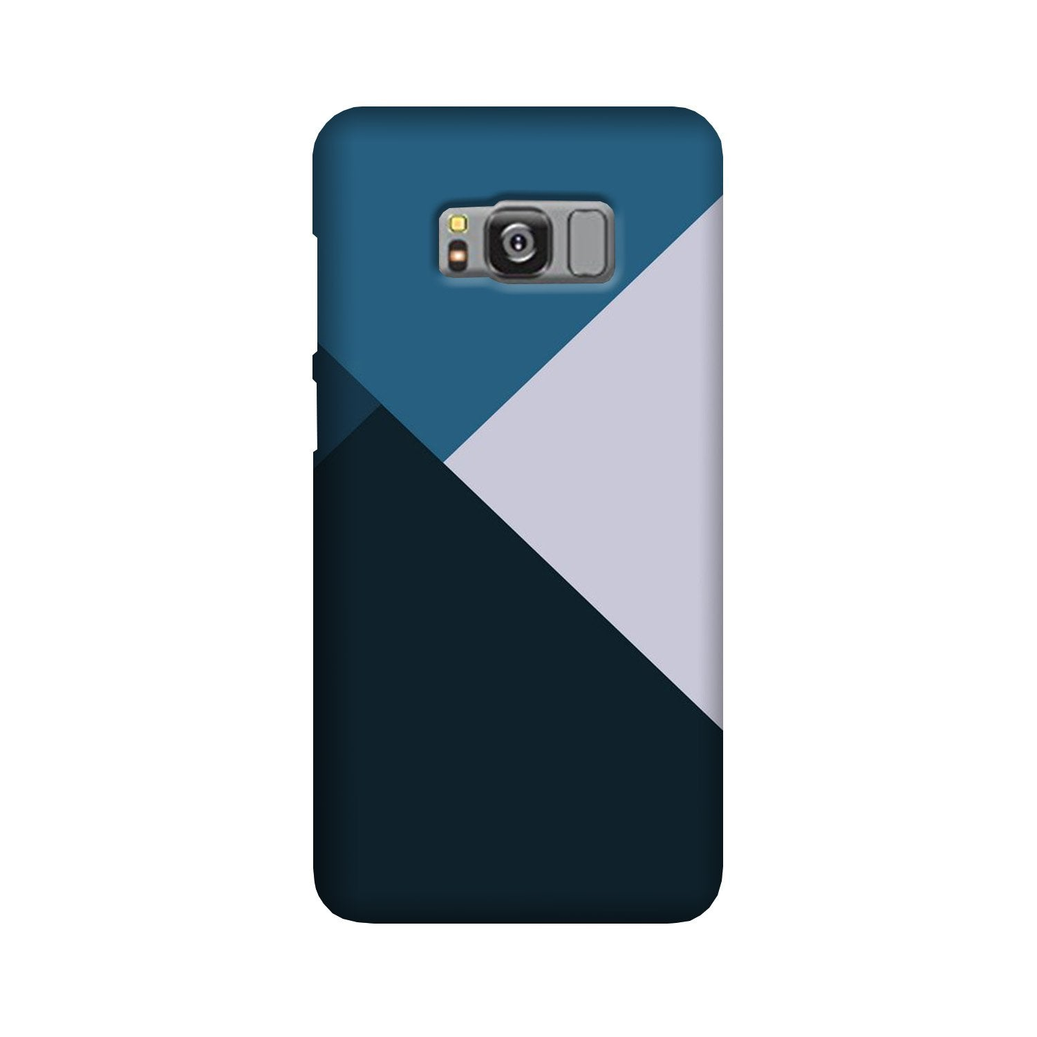Blue Shades Case for Galaxy S8 (Design - 188)