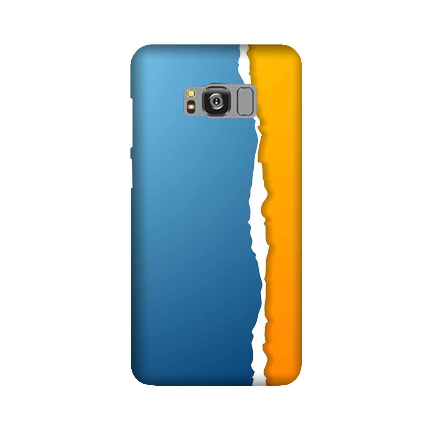 Designer Mobile Back Case for Galaxy S8  (Design - 371)