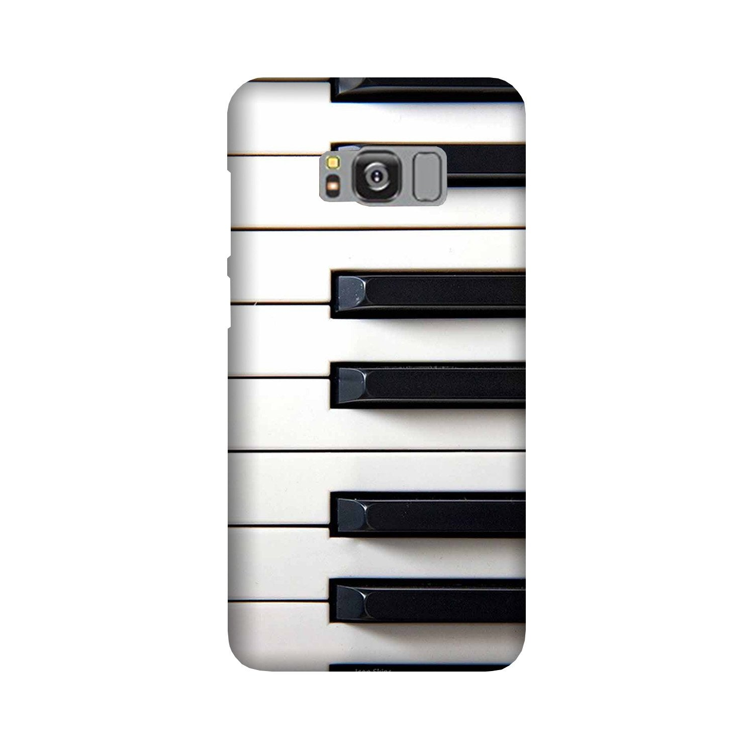 Piano Mobile Back Case for Galaxy S8  (Design - 387)