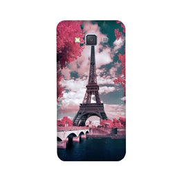 Eiffel Tower Case for Galaxy ON7/ON7 Pro  (Design - 101)
