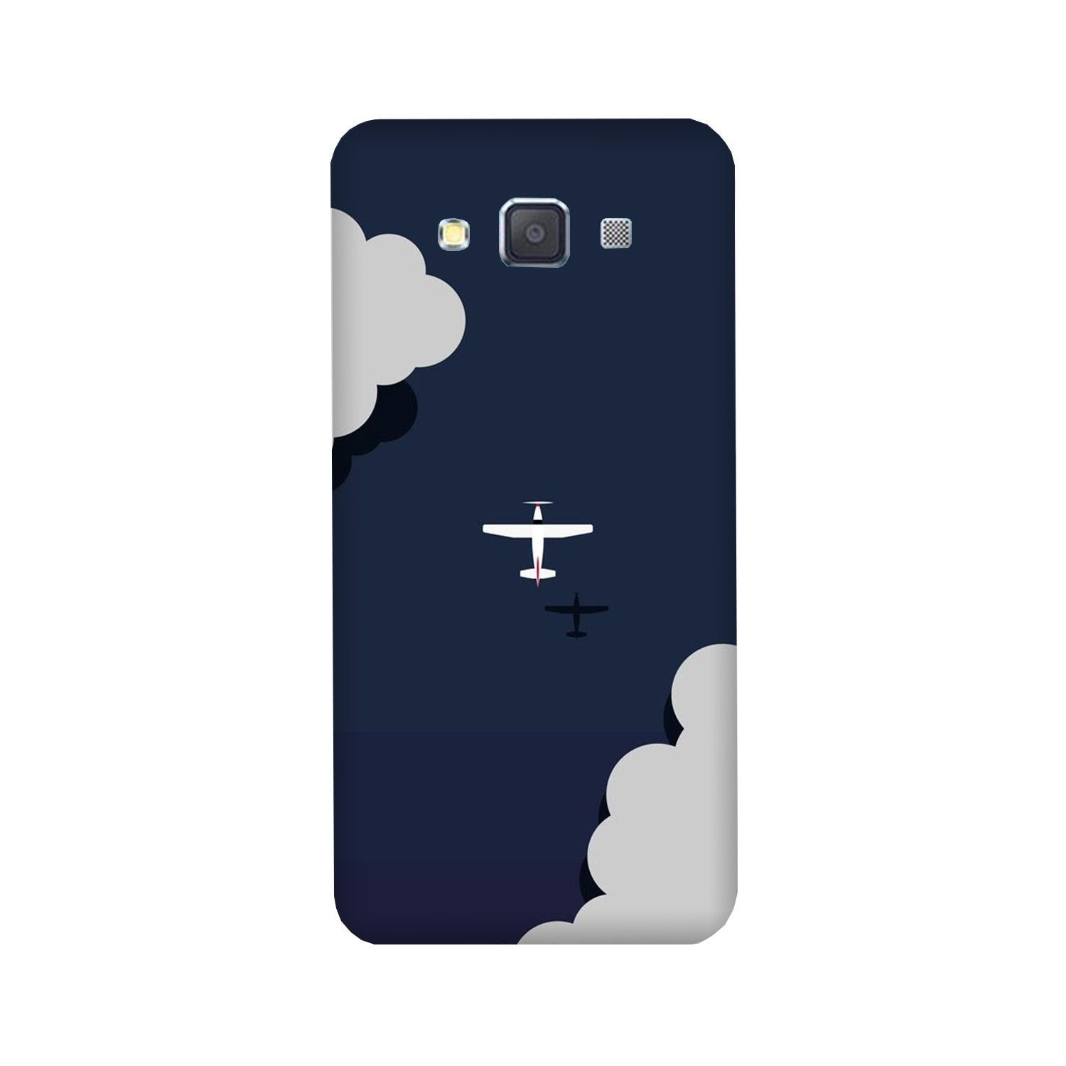 Clouds Plane Case for Galaxy ON5/ON5 Pro (Design - 196)