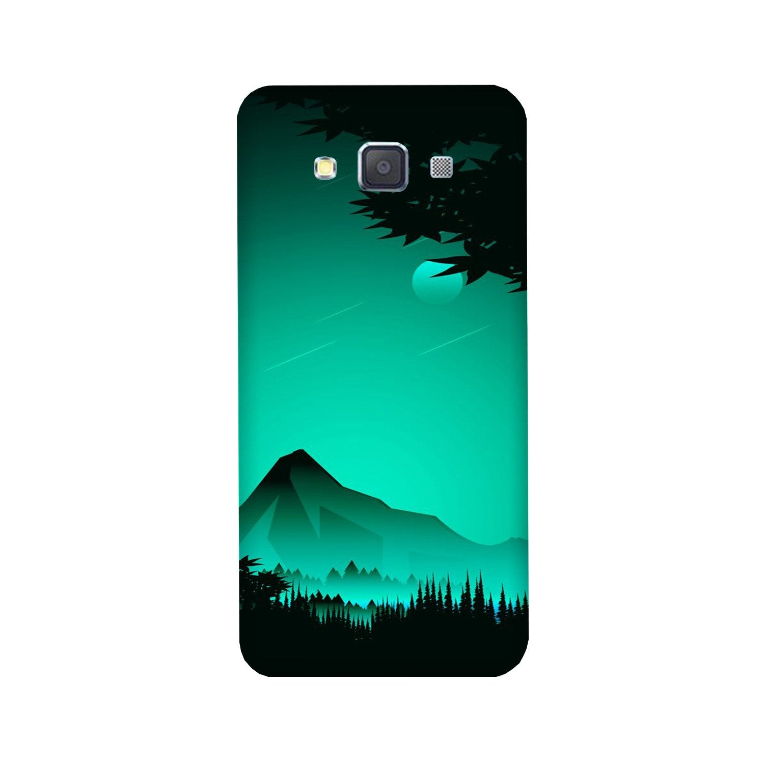 Moon Mountain Case for Galaxy A8 (2015) (Design - 204)