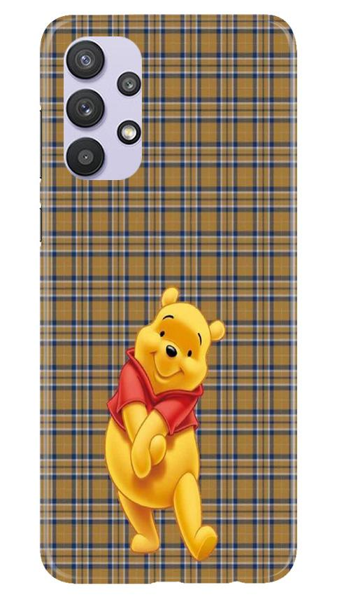 Pooh Mobile Back Case for Samsung Galaxy A32 (Design - 321)
