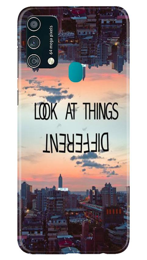Look at things different Case for Samsung Galaxy F41