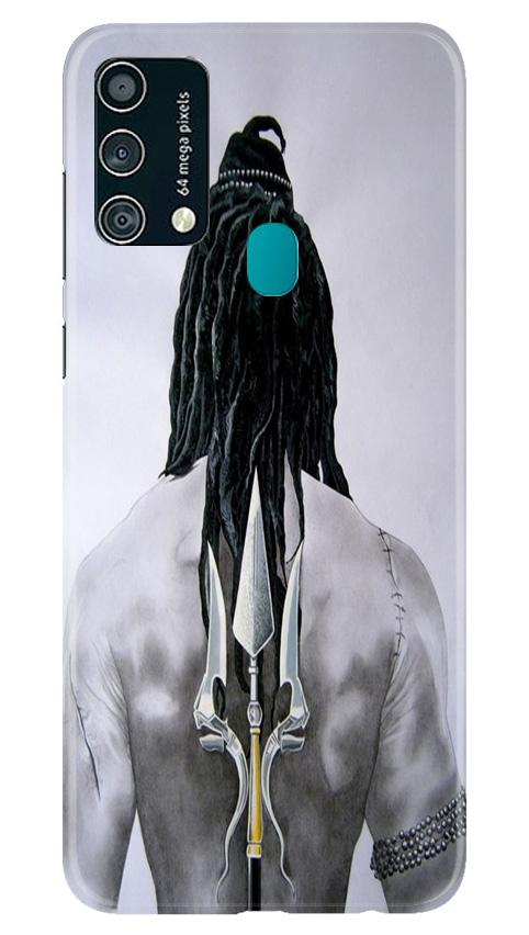 Lord Shiva Case for Samsung Galaxy F41  (Design - 135)