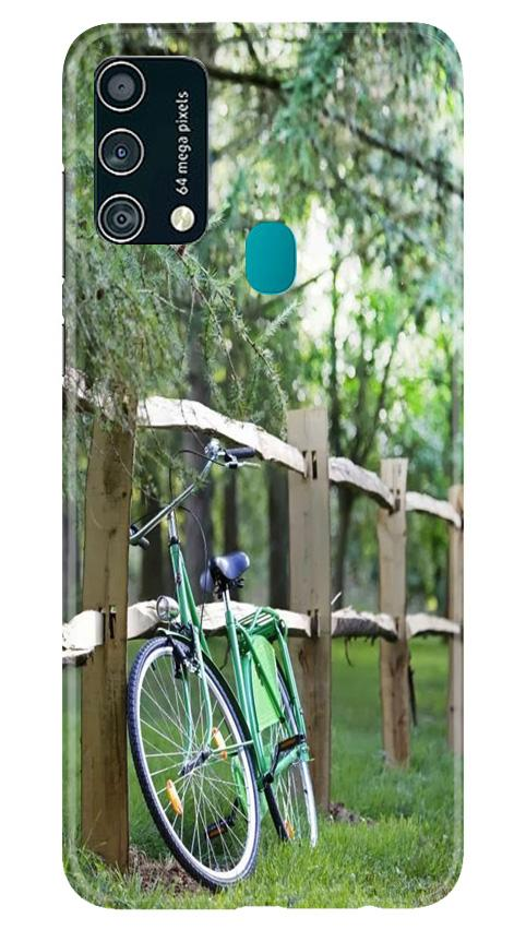 Bicycle Case for Samsung Galaxy F41 (Design No. 208)