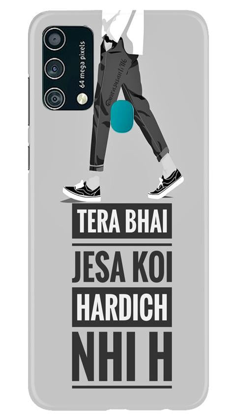 Hardich Nahi Case for Samsung Galaxy F41 (Design No. 214)