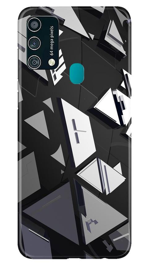 Modern Art Case for Samsung Galaxy F41 (Design No. 230)