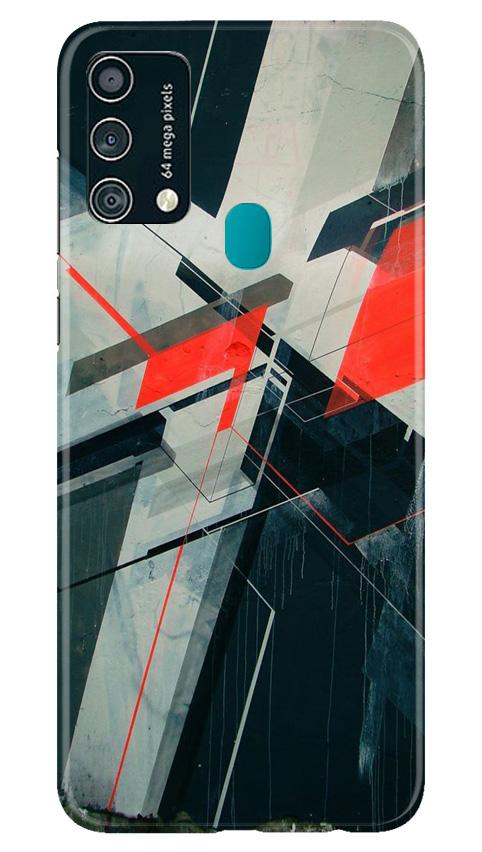 Modern Art Case for Samsung Galaxy F41 (Design No. 231)