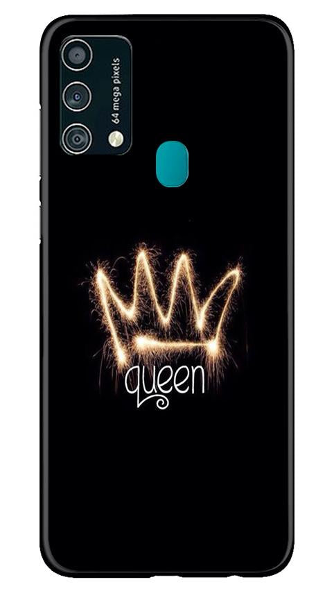 Queen Case for Samsung Galaxy F41 (Design No. 270)