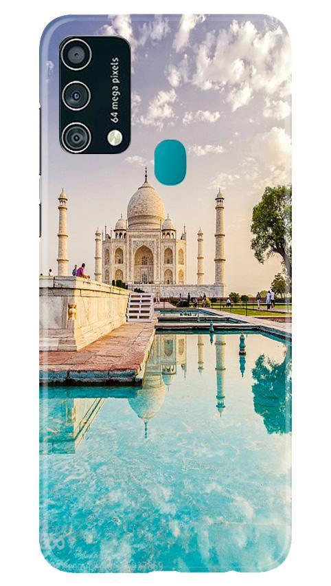 Taj Mahal Case for Samsung Galaxy F41 (Design No. 297)