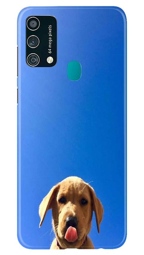 Dog Mobile Back Case for Samsung Galaxy F41 (Design - 332)