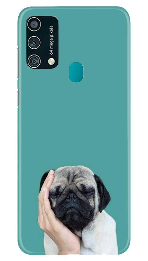 Puppy Mobile Back Case for Samsung Galaxy F41 (Design - 333)