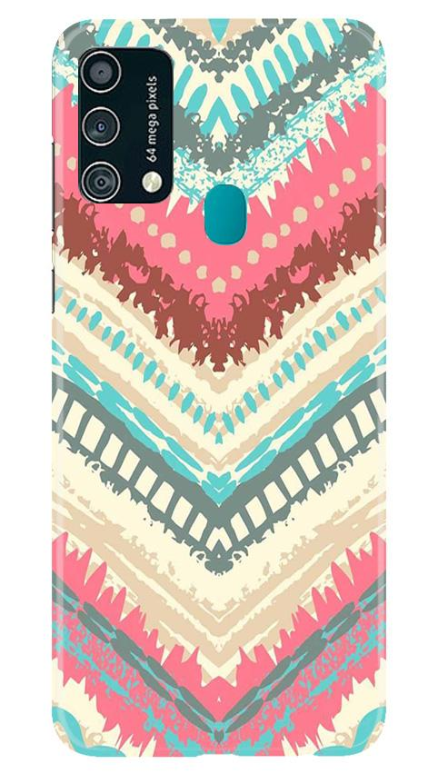 Pattern Mobile Back Case for Samsung Galaxy F41 (Design - 368)