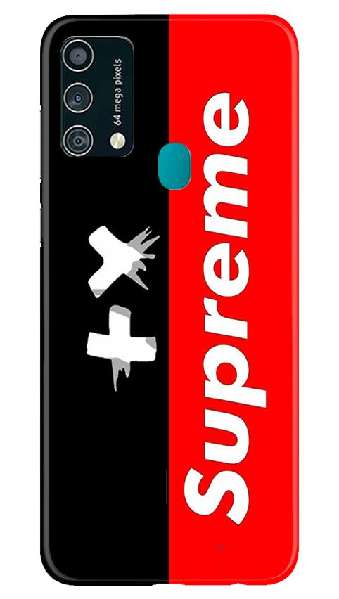 Supreme Mobile Back Case for Samsung Galaxy F41 (Design - 389)