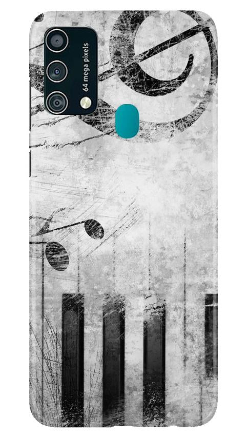 Music Mobile Back Case for Samsung Galaxy F41 (Design - 394)