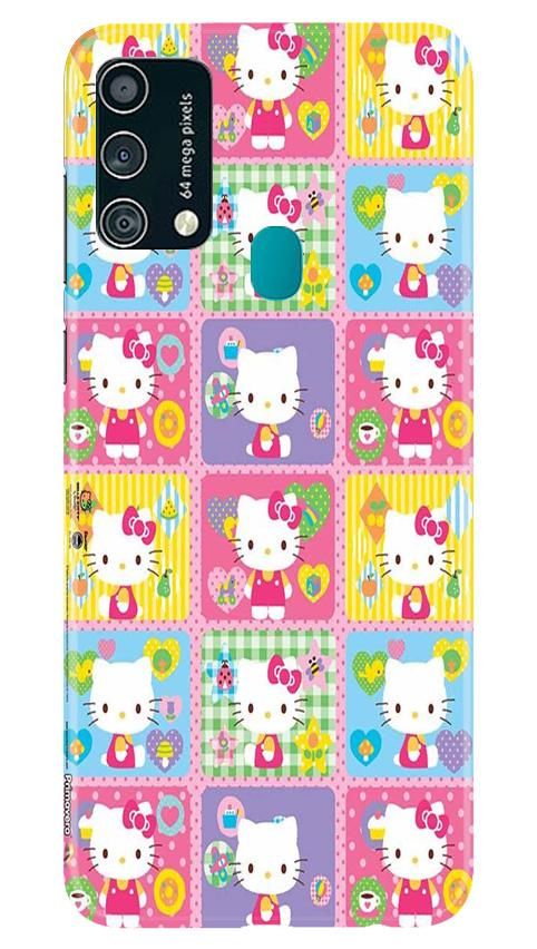 Kitty Mobile Back Case for Samsung Galaxy F41 (Design - 400)