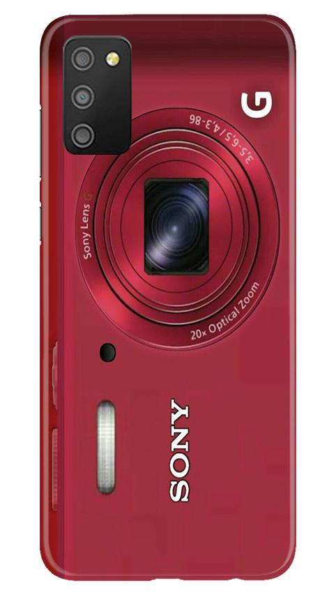Sony Case for Samsung Galaxy M02s (Design No. 274)
