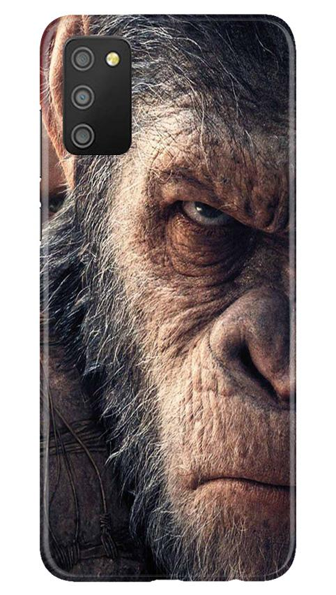 Angry Ape Mobile Back Case for Samsung Galaxy M02s (Design - 316)