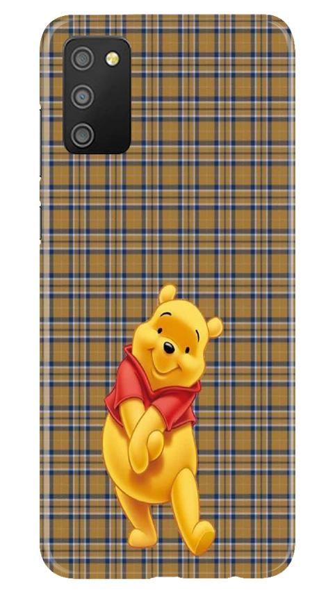 Pooh Mobile Back Case for Samsung Galaxy M02s (Design - 321)