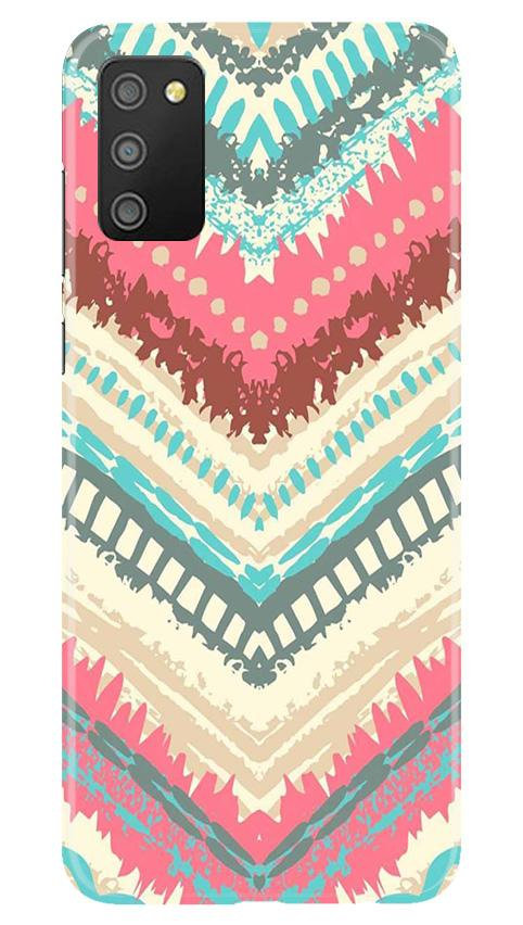 Pattern Mobile Back Case for Samsung Galaxy M02s (Design - 368)