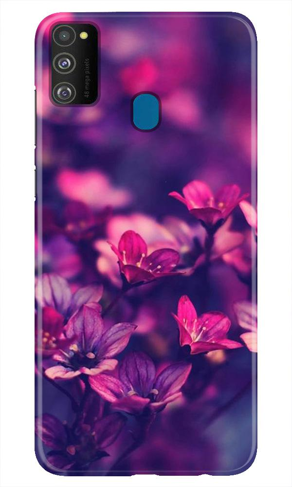 flowers Case for Samsung Galaxy M21