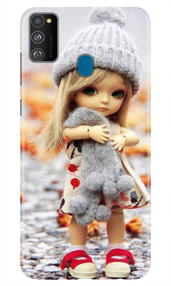 Cute Doll Case for Samsung Galaxy M21