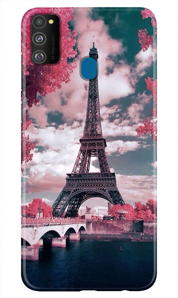 Eiffel Tower Case for Samsung Galaxy M21  (Design - 101)