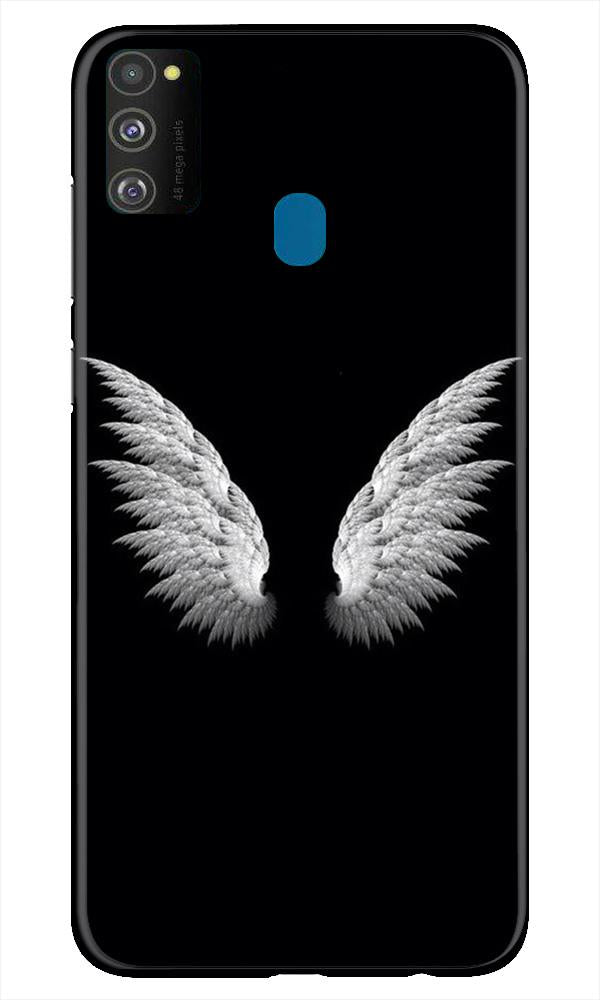 Angel Case for Samsung Galaxy M21  (Design - 142)
