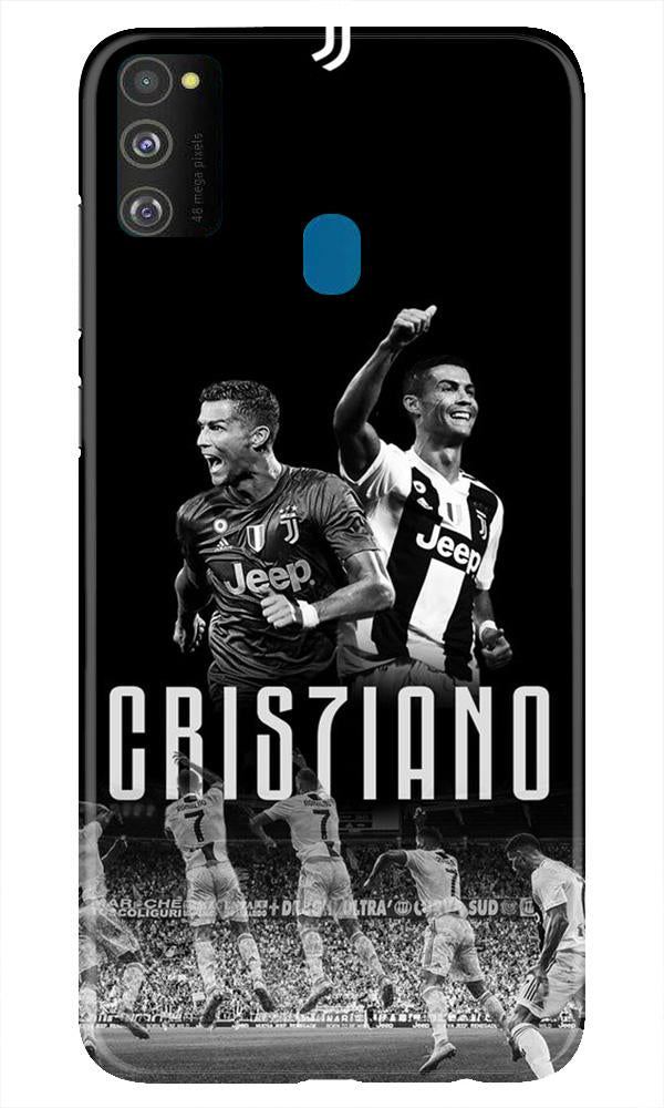 Cristiano Case for Samsung Galaxy M21  (Design - 165)