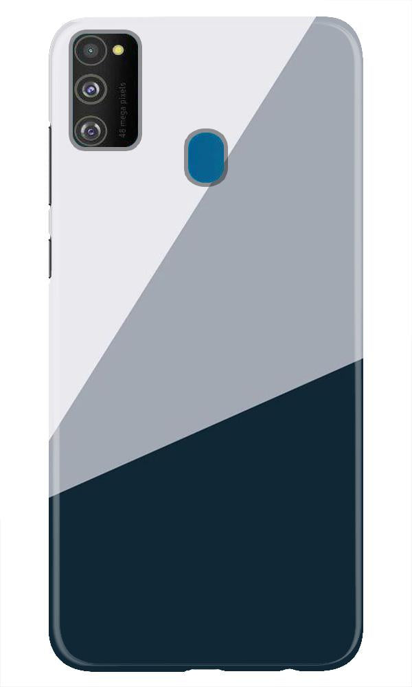 Blue Shade Case for Samsung Galaxy M21 (Design - 182)