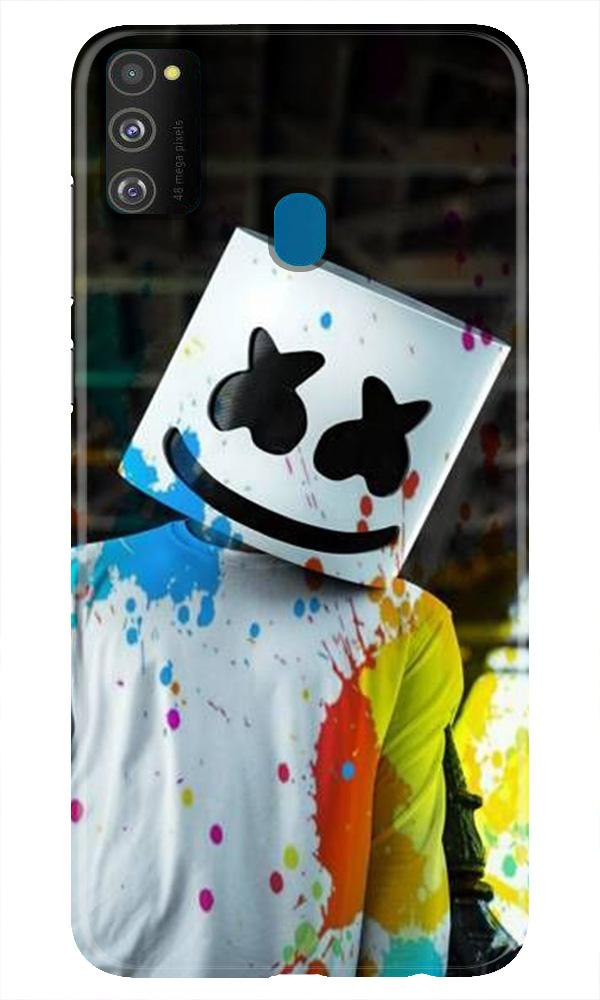 Marsh Mellow Case for Samsung Galaxy M21 (Design No. 220)