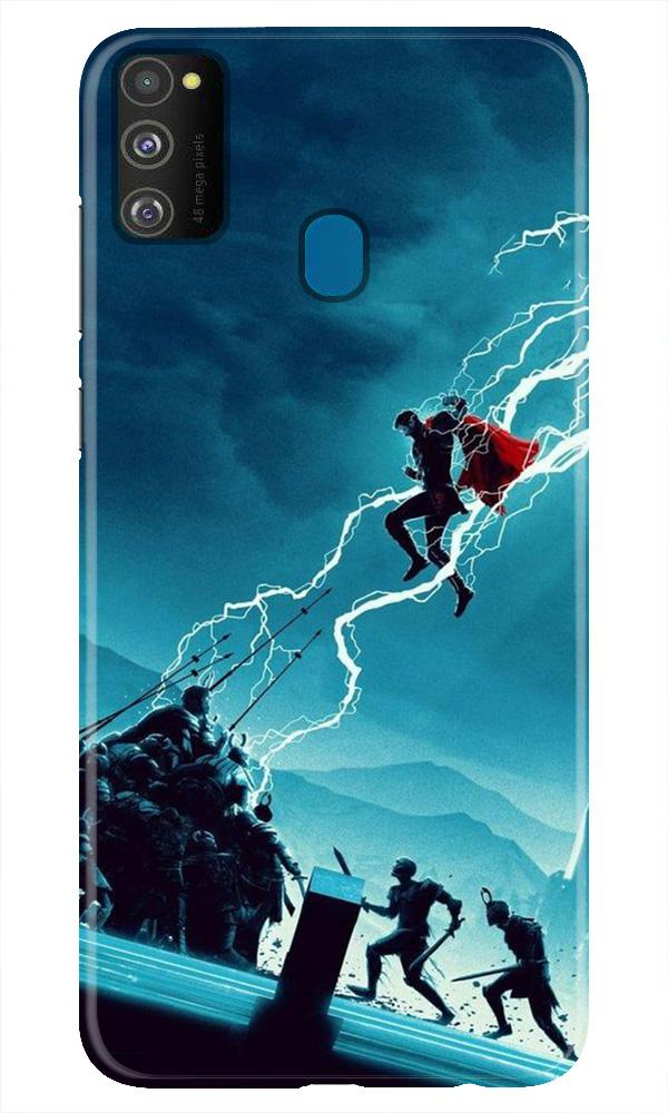 Thor Avengers Case for Samsung Galaxy M21 (Design No. 243)