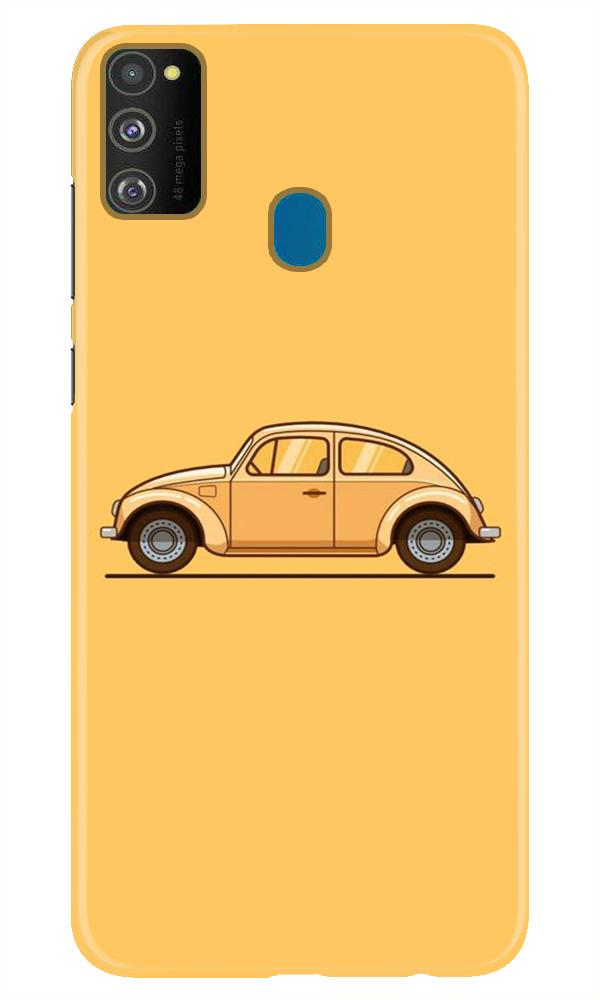 Vintage Car Case for Samsung Galaxy M21 (Design No. 262)